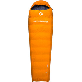 Sea to Summit Trek TkII - Sac de couchage - regular orange